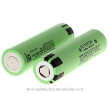 High Drain 18650 battery 3200mAh NCR18650BE Hybrid Li-ion Rechargeable Battery 18650 battery