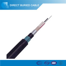 4/6/12/24/24/48 core Direct Buried Armored Optical Fiber GYTA53