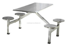 modern fast food restaurant dinning table and chair CA166