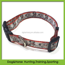 Simple and lovely cartoon and environmental protection of the tpu dog collar