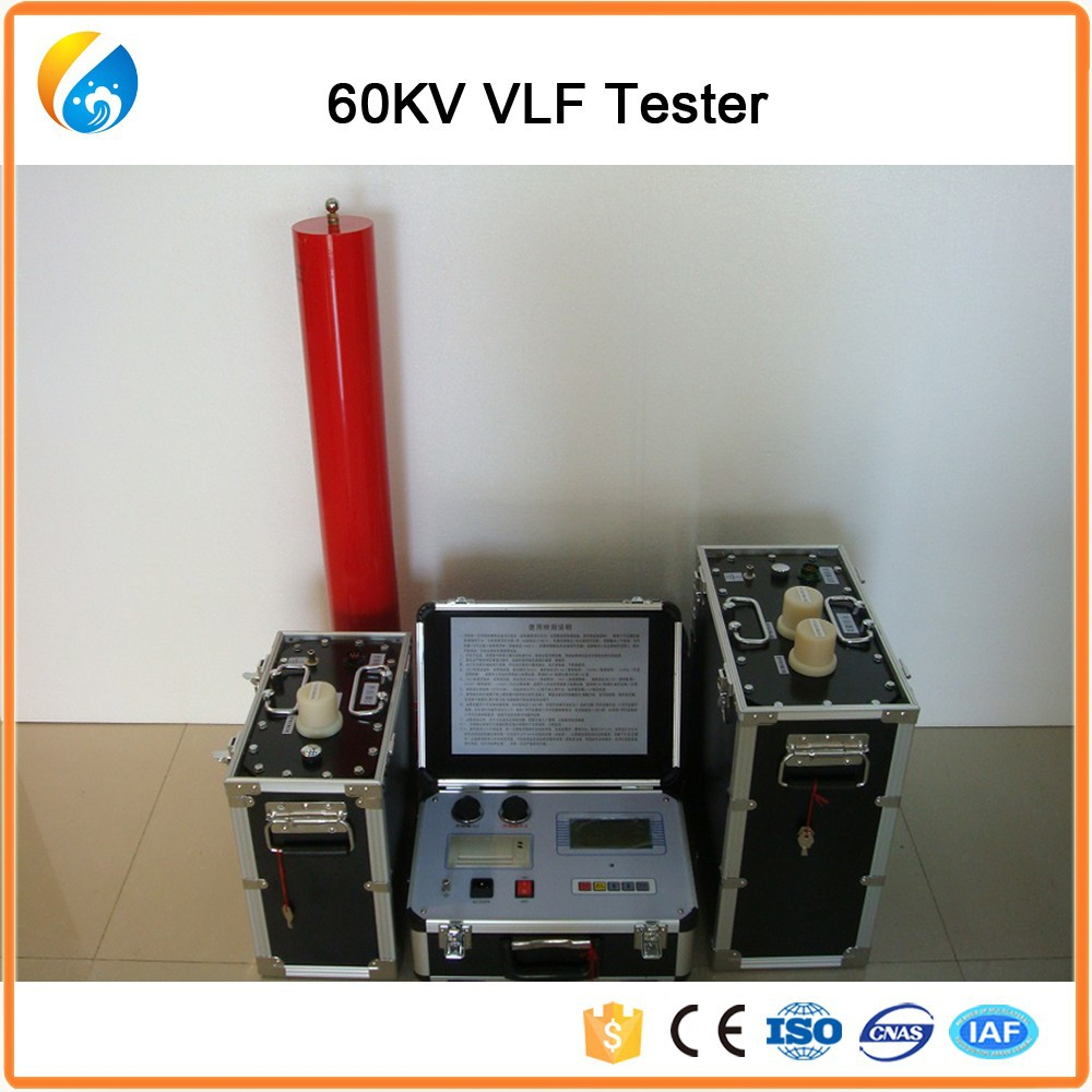 High Voltage Tester For Cable : Very low frequency vlf high voltage tester for cable