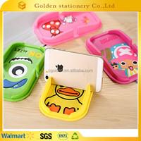 mobile phone anti-slip mat.mobilephone holder,plastic anti-slip mat