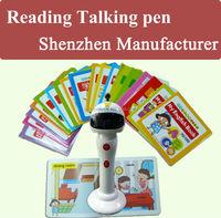 Intelligent pen Active Education books educational material
