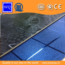 China Price Aluminum MDF Foil for Kitchen Cabinet MDF Aluminum for Sliding Door Aluminum Wall Panel for Wardrobe