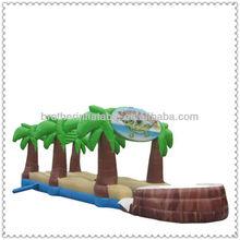 Water Park Offer Inflatable Slides