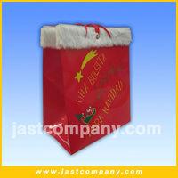 Christmas bags;Gift paper bags;Hot Sale Gift Handmade bag For Christmas;