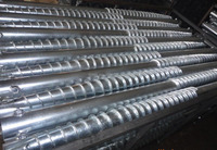China 2014 good selling Galvanized Screw Pole Anchor /Ground Anchor /Factory Provide
