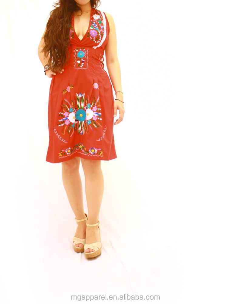 vintage mexican embroidered dress (4).jpg
