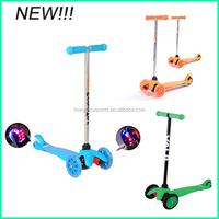 fashion child model new balance scooter 3 wheel