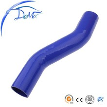 Elbow Blue/Red resistant auto silicone hose
