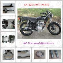 AKT 125 sport repuestos