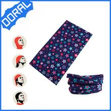 Fashionable Bandana Scarf Elastic Seamless Head Wrap