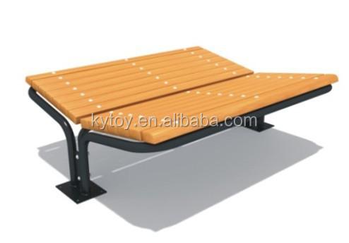 Conception spéciale pliage bois banc, Pas cher bancs de parc-Chaises en bois-ID de ...