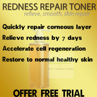 Raw Material Purely Activating Redness Removing Toner