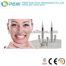Stylish teeth whitening pen tooth gel whitener bleach
