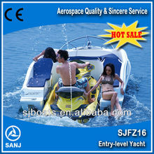sanj 1100cc 4 tempi motore jet ski barca alimentata vendita sanjiang barche piccola barca jet ski per la vendita