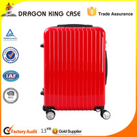 abs trolley and pc hard case luggage suitcase