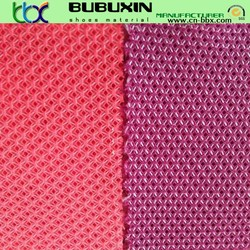 NT650 Shoes uppers polyester mesh fabric 3D spacer mesh fabric for sport shoes