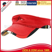 professional factory china supplier visor cap