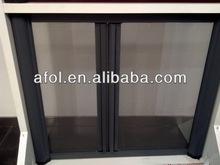 Zhejiang AFOL pvc windows,window screen from anping ying hang yuan