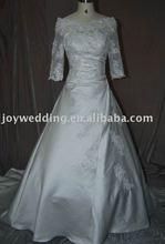 New arrival Real sample wedding dress R0094