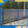 Cheap Outdoor Wrought Iron Short Galvanized Panels Fence