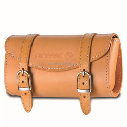 bicycle Saddle Bag ,leather bicycle/bike bag
