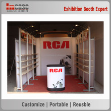 modular trade show display booth for Expo