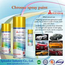 Automotive Chrome Spray Paint/Chrome Spray Paint for Cars