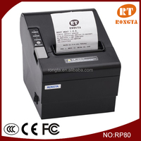 Thermal Receipt Printer with auto cutter RP80