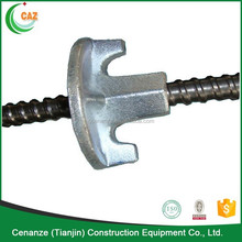 scaffolding formwork tie rod and wing nut accessorys/wing nut