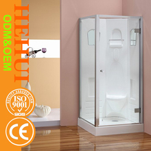 bathroom privacy glass comfort shower bath screen and 8mm toughened glass KW064