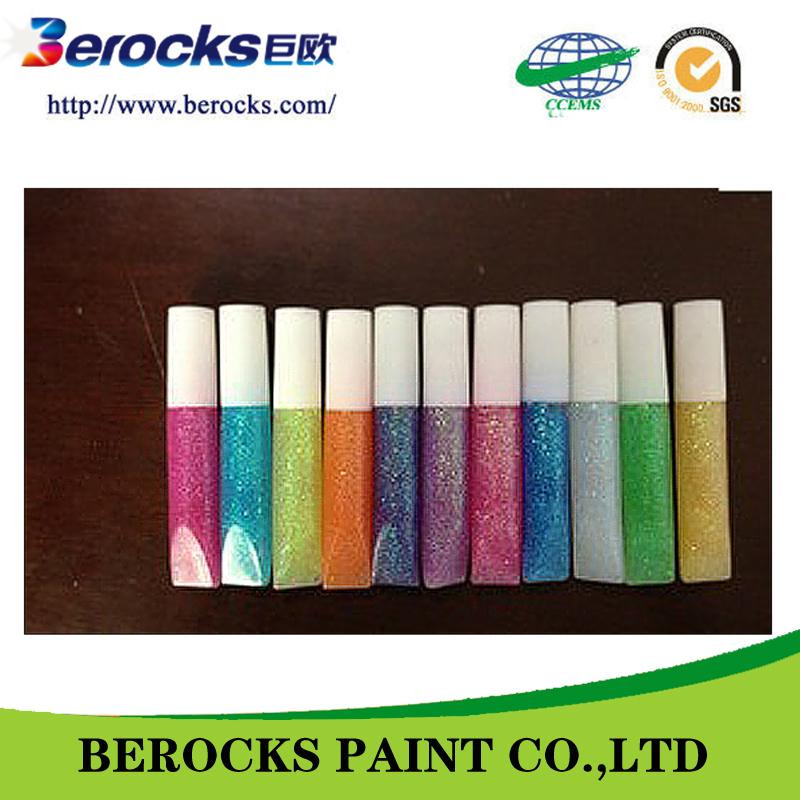 colorful and odorless glitter glue/wholsale bulk glitter