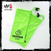 manufacture glasses bags,cheap clear swim glasses packing bag,soft sunglasses case