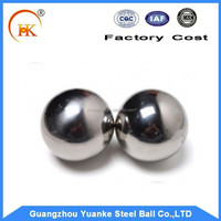 AISI304 316 316L 420 440 420C 440C G10-G1000 1-60mm Stainless Steel Ball