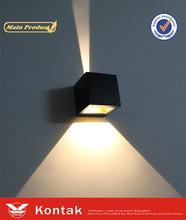 100-240VAC super bright indoor outdoor use wall mount led wall light from Original manufacturer Hunan Kontak