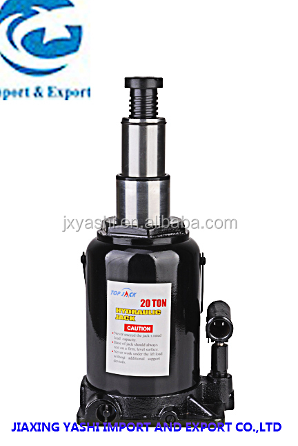 2017 New Hot Vente 20 Tonnes de Haute qualité hydraulique vérin à double bouteille jack