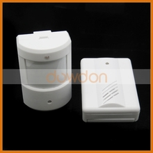 Wireless Electro Guard Watch Motion Sensor Alarm Infrared Alert Secure System