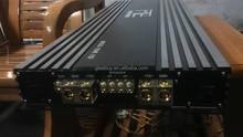 competition car amplifier 10000W class D big power ampliifer Class-D mono (Digital) car amplifier Super-efficient Class-D PWM