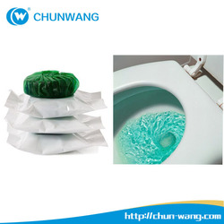 2015 Year Best New Brand High Quality 2pc Green/blue ActiveToilet Bowl Cleaner Gel