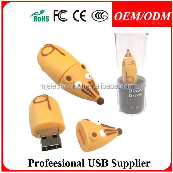 Giá rẻ thương hiệu PVC tùy chỉnh ổ đĩa flash USB, paypal/ký quỹ chấp nhận