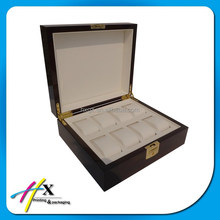 Cusomized Shiny Gloss Lacquer Packaging Box for Watch