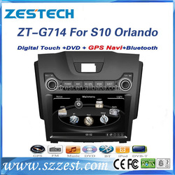 for chevrolet orlando car dvd 2 din with gps navigation system wholesale price