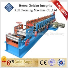 Autamatic C channel roll forming machine