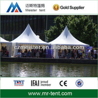 3x3m pvc fabric beach tent gazebo tent