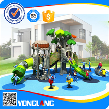 2015 Newest kids big playground equipment YL-T063 child funny games toy