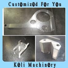 cnc machining printing machine parts for offset printer