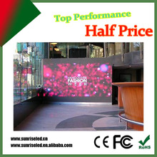 P16 High effciency LED shutter with variable speed pro light LED screen video for club and disco with high light output