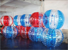 Competitive Price New Design 1.0mm Useful Top Quality Inflatable Soccer Bubble for Sale