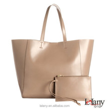 China manufacturer supply designer handbag leather women handbag 2014